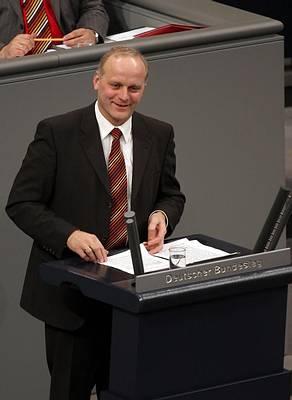 Johannes Röring im Deutschen Bundestag