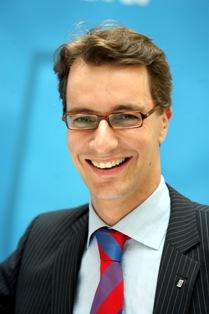 Hendrik Wüst aus Rhede kandidiert erneut