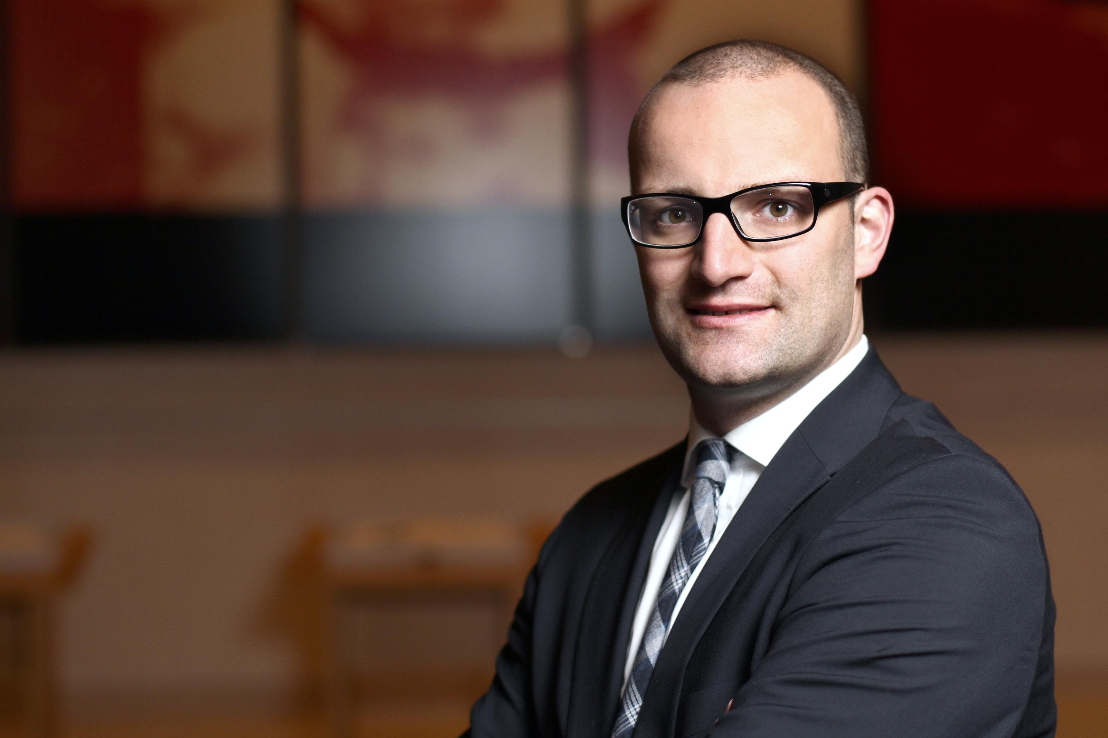 Alter und neuer Kreisvorsitzender: Jens Spahn MdB aus Ahaus