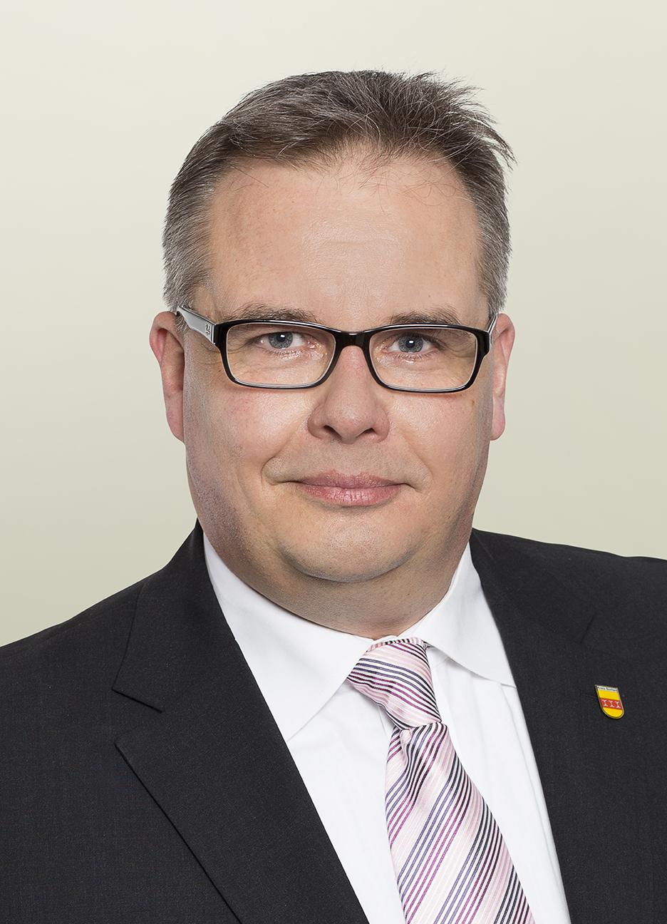 Markus Schulte, Vorsitzender der CDU-Kreistagsfraktion