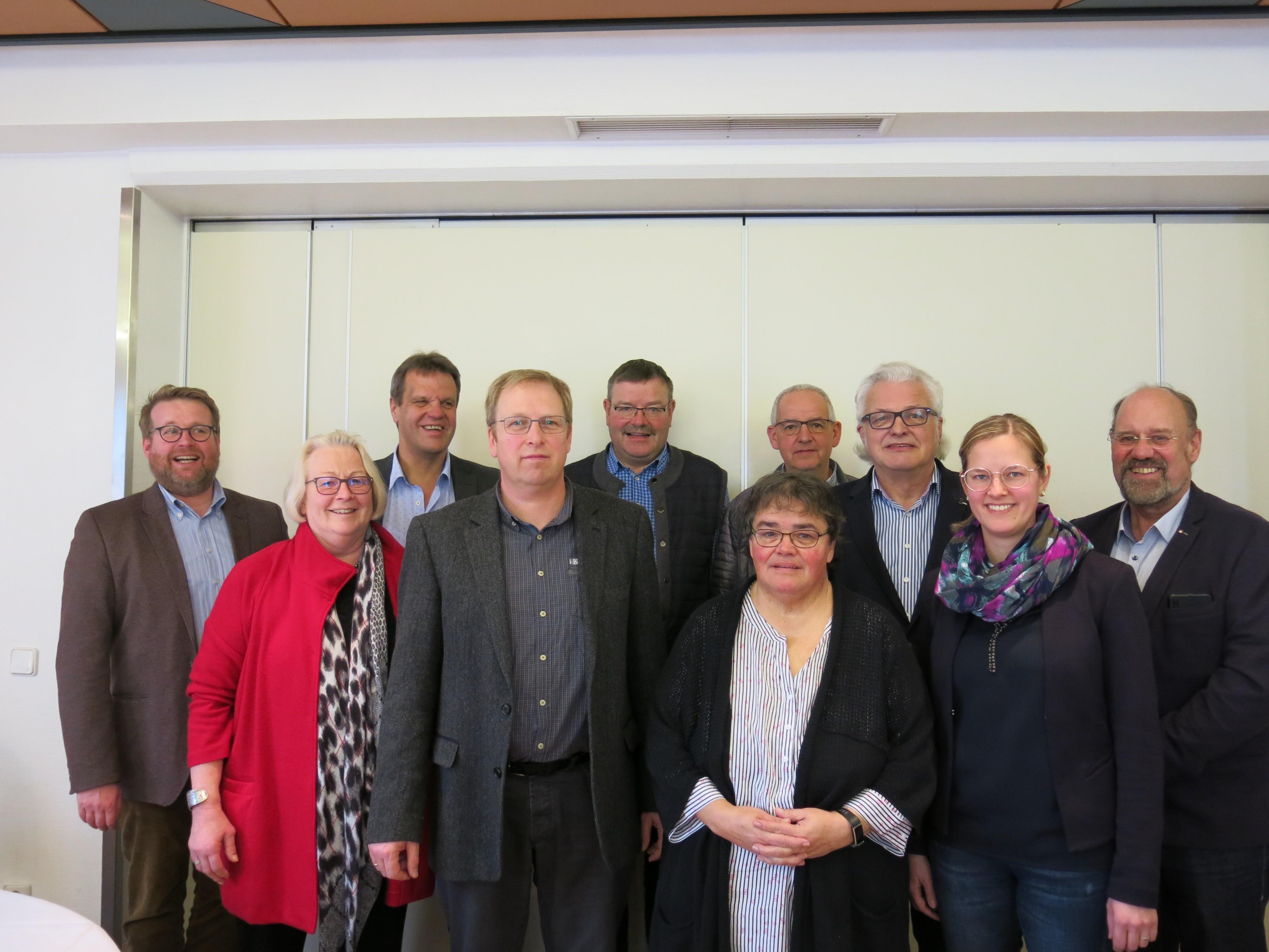 Bernd Witte ist neuer Vorsitzender der Christlich-Demokratischen Arbeitnehmerschaft (CDA)