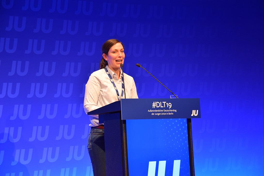 Junge Union: Heike Wermer als stellvertretende Bundesvorsitzende wiedergewählt